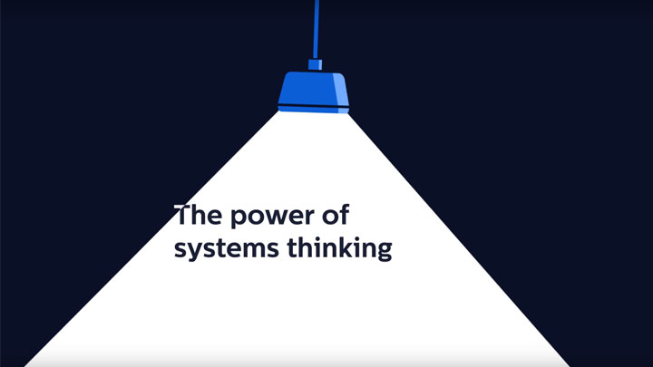 Lighting systems : Power of systems thinking